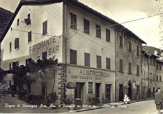 Albergo Roma Bagno Di Romagna